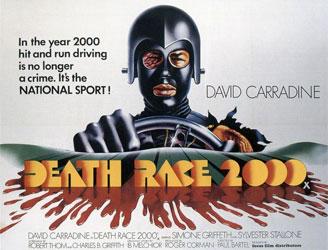 Death Race 2000 Poster 3