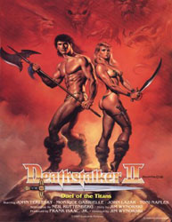 Deathstalker II: Duel of the Titans Poster