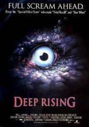 Deep Rising Poster 1