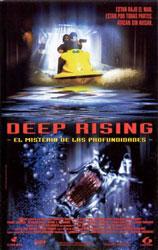 Deep Rising Poster 2