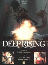 Deep Rising Poster 6