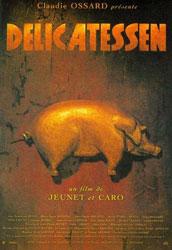 Delicatessen Poster 1