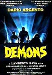 Demons Poster 1