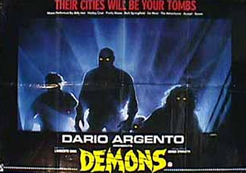 Demons Poster 3