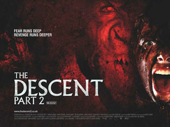 The Descent: Part 2 Poster 1