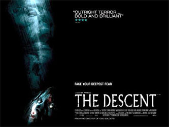 The Descent Poster 1