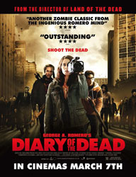Diary of the Dead Poster 2