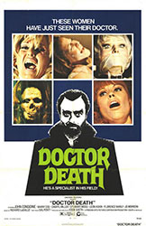 Doctor Death: Seeker of Souls Poster