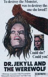 Dr. Jekyll Versus The Werewolf Poster 1