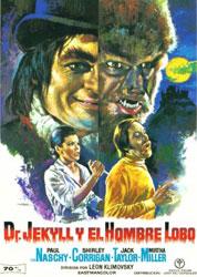 Dr. Jekyll Versus The Werewolf Poster 3