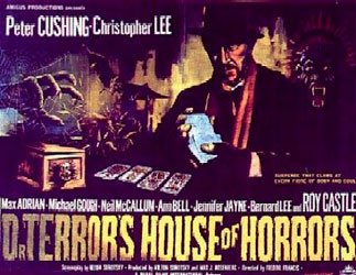 Dr. Terror's House of Horrors Poster 1