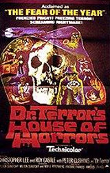 Dr. Terror's House of Horrors Poster 3
