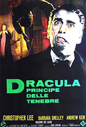 Dracula: Prince of Darkness Poster 2
