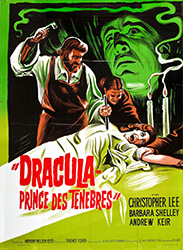 Dracula: Prince of Darkness Poster 3