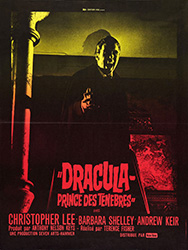 Dracula: Prince of Darkness Poster 4