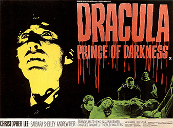 Dracula: Prince of Darkness Poster 5