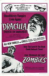 Dracula: Prince of Darkness Poster 6