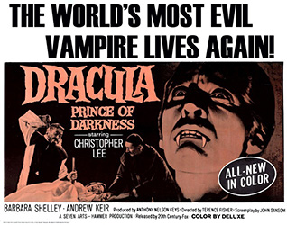 Dracula: Prince of Darkness Poster 9