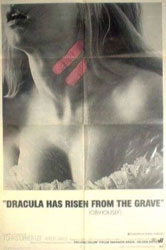 Dracula Has Risen From The Grave Poster 6