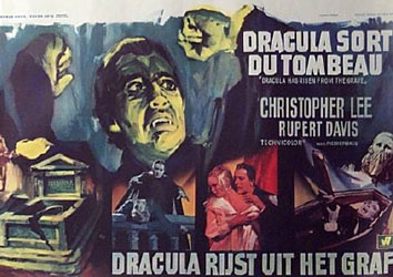 Dracula Has Risen From The Grave Poster 7