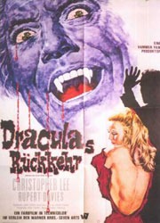 Dracula Has Risen From The Grave Poster 8