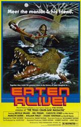 Eaten Alive Poster 1