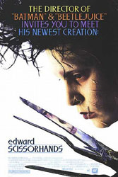 Edward Scissorhands Poster 1