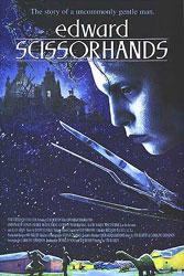 Edward Scissorhands Poster 3