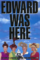 Edward Scissorhands Poster 4