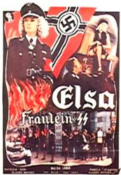 Elsa Fraulein SS Poster 1