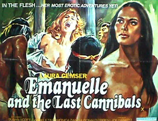Emanuelle and the Last Cannibals Poster 3