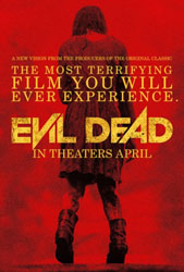 Evil Dead Poster 1