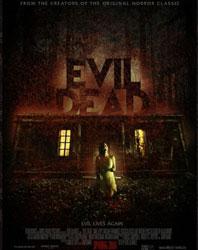 Evil Dead Poster 3