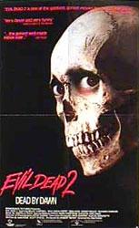 Evil Dead II Poster 1