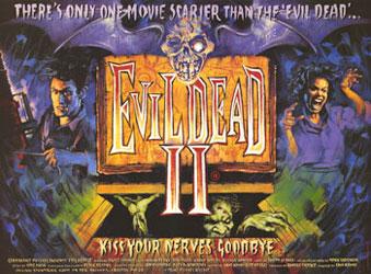 Evil Dead II Poster 2