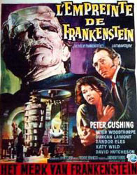 The Evil of Frankenstein Poster 4