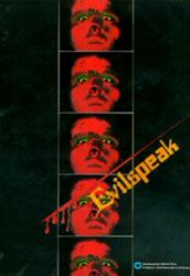 Evilspeak Poster 2