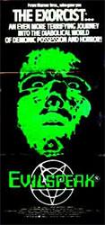 Evilspeak Poster 3