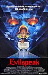 Evilspeak Poster 4
