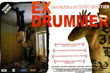 Ex Drummer Poster 2