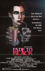 Fade to Black Poster 2