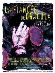 La Fiancee De Dracula Poster