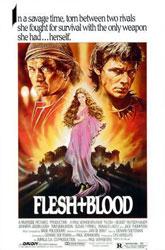 Flesh + Blood Poster 1