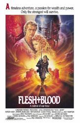 Flesh + Blood Poster 2