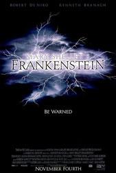 Frankenstein Poster 4