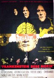 Frankenstein Must Be Destroyed Poster 1