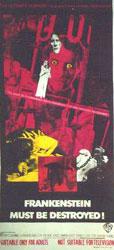 Frankenstein Must Be Destroyed Poster 2