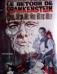 Frankenstein Must Be Destroyed Poster 4