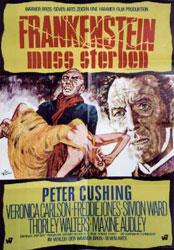 Frankenstein Must Be Destroyed Poster 5
