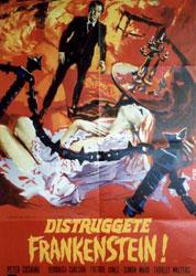Frankenstein Must Be Destroyed Poster 6